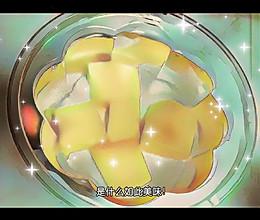 芒果果冻的做法