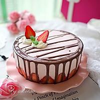 草莓慕斯蛋糕的做法图解33