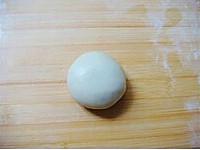 抹茶绿豆酥的做法图解6
