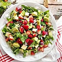 蔬果沙拉,美颜瘦身