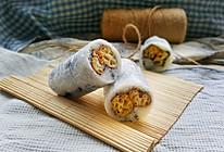 粢饭团#雀巢营养早餐#的做法
