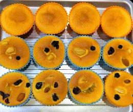 自制橙汁蜂蜜蛋糕的做法