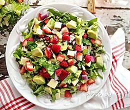 蔬果沙拉,美颜瘦身的做法