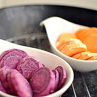 全手工芋圆红豆汤 的做法图解2