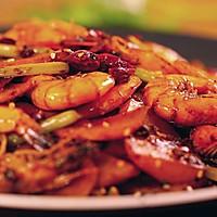 干锅香辣虾的做法图解9
