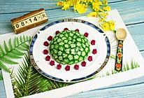 当秋葵遇上土豆–秋葵土豆泥,减脂营养餐的做法