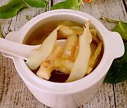 沙参玉竹糖水的做法