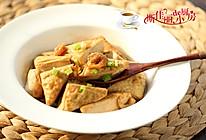 蚝油豆腐的做法