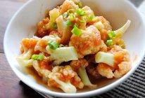 茄汁花菜(巧剥番茄皮)的做法