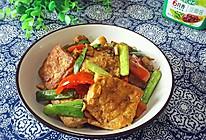 酱香豆腐#春天就酱吃#的做法