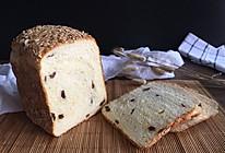面包机版果干燕麦吐司#东菱Wifi云智能面包机#的做法