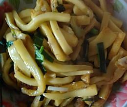 炒黄粿的做法