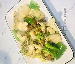 葱香鱼片的做法