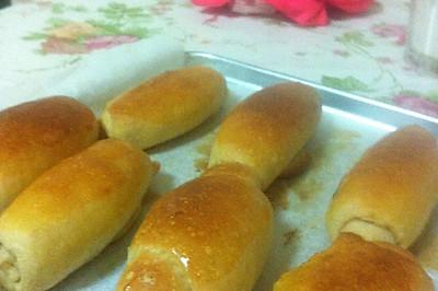 麦香全麦小面包