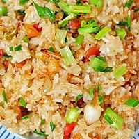 广式腊味糯米饭的做法图解6