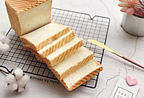 奶香十足的淡奶油炼乳吐司#晒出你的团圆大餐#的做法