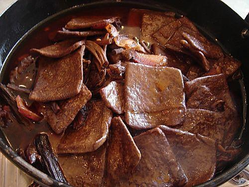 干锅蕨菜茶干的做法