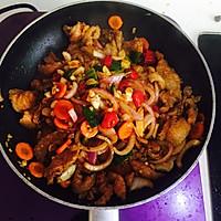 平底锅版韩式烤肉的做法图解5