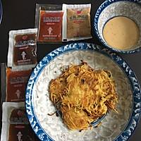 香煎土豆丝饼#丘比沙拉汁#的做法图解3