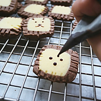 狮子饼干#最萌缤纷儿童节#的做法图解14