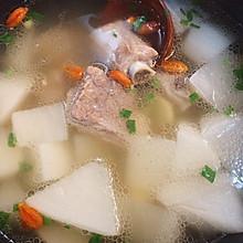 滋补好喝|白萝卜排骨汤