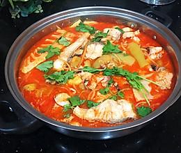#我们约饭吧#贵州凯里酸汤鱼的做法