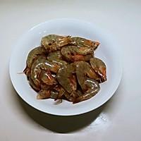 #花10分钟,做一道菜!#无水椒味虾的做法图解6