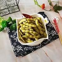 #父亲节,给老爸做道菜#五香毛豆的做法图解12