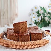 #我们约饭吧# 红糖枣糕,不加泡打也蓬松