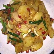 素炒土豆片