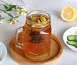 #夏日撩人滋味#他山集柠檬冰红茶的做法