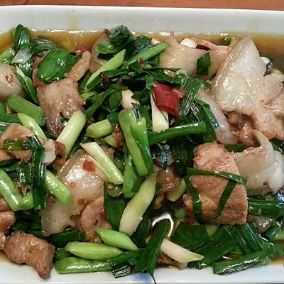 回锅肉(川菜中最喜爱、最大众之菜)的做法 步骤2