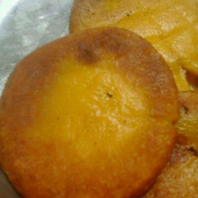 南瓜餅(糯米粉制作簡易版)