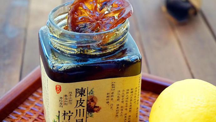 川贝枇杷柠檬膏