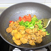 红烧鸡翅土豆的做法图解9