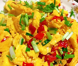 剁椒炒鸡蛋的做法