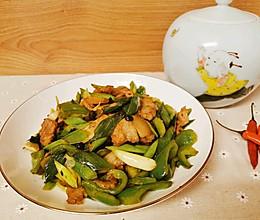 #餐桌上的春日限定#青蒜苗回锅肉的做法