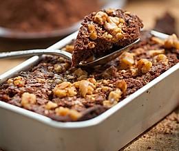 浓郁布朗尼蛋糕#长帝烘焙节华北赛区#的做法