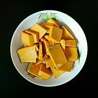 软糯南瓜饼的做法图解1