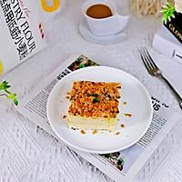 #爱好组-低筋#香葱肉松夹心蛋糕的做法图解20