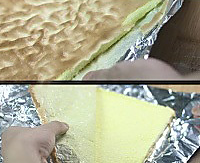虎皮蛋糕卷的做法图解7