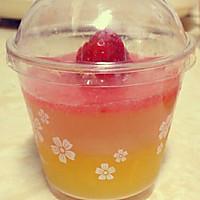 #雙色果凍的做法图解8
