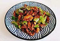 家常快手菜-辣椒炒肉的做法