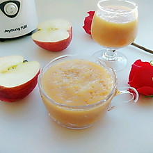 鲜榨苹果汁#九阳至爱滋味#