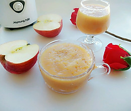 鲜榨苹果汁#九阳至爱滋味#的做法