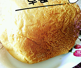 面包机法式全麦吐司面包的做法