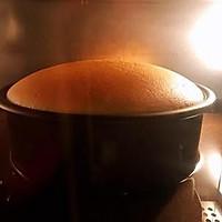 起司片棉花蛋糕 8吋無奶油、燙麵水浴烘烤(转载)的做法图解14