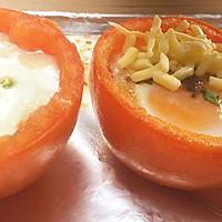 「膳***  焗烤番茄蛋」的做法图解5