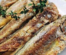#鲜到鲜得舟山带鱼0元试吃#香煎小黄花的做法