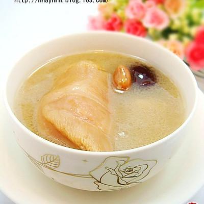 美白猪蹄汤
